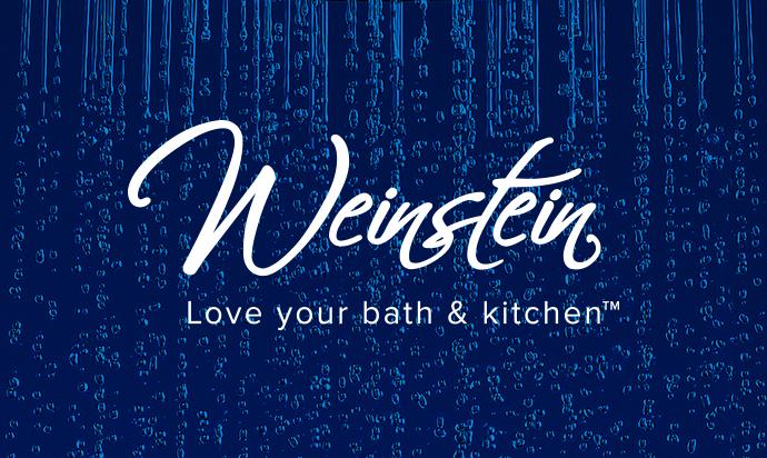 Radio for Weinstein kitchen and bath