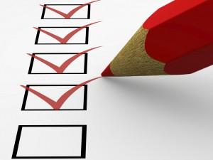 Checklist & Planning